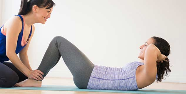 Exercises after Pregnancy