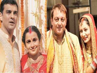 बॉलीवुड सेलीब्रेटीज जिन्होंने तीन बार की शादी