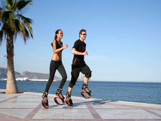 Benefits of Kangoo jumps