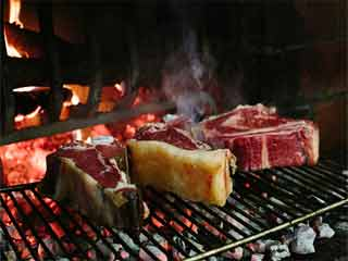 Eating beef has a role to play in global warming