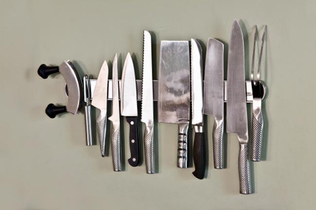 चाकू के साथ गलती