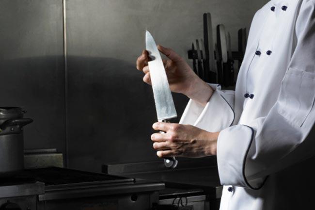 चाकू का पैनापन