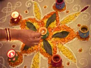 5 Ways to keep calm if you are celebrating Diwali away from home