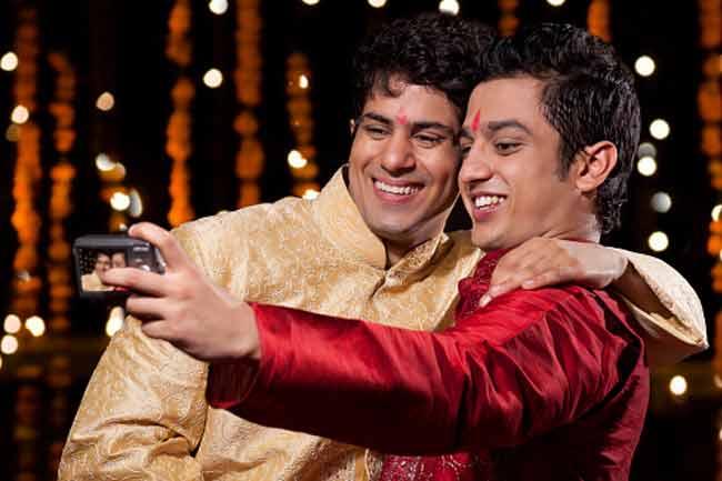 भारतीय परिधान पहनने का मज़ा
