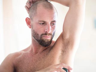 Why men should totally get rid of the mane under their arm
