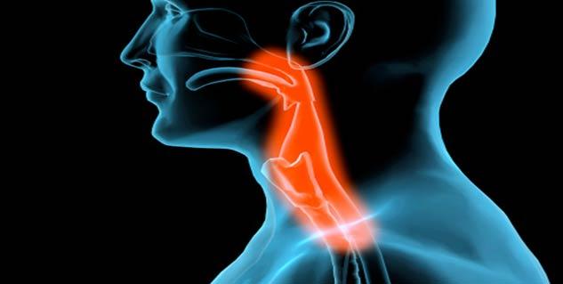 throat cancer in hindi