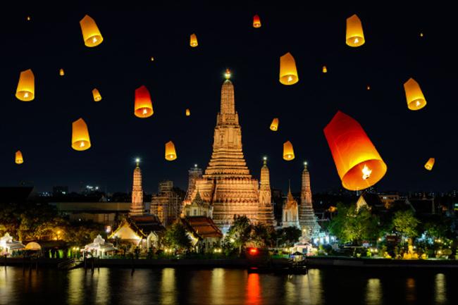 विदेशों में बैंकॉक