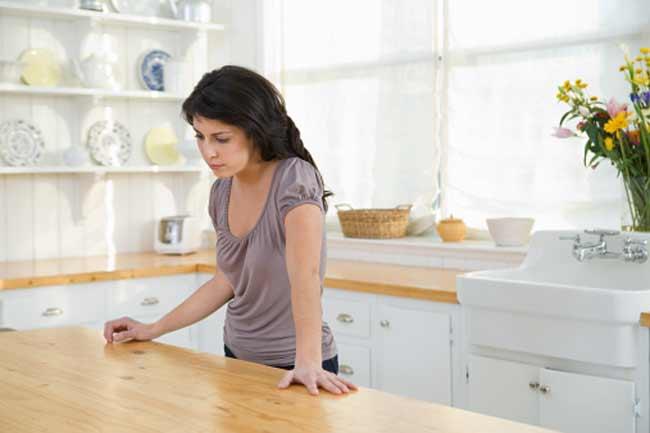 किचन में मत घुसो