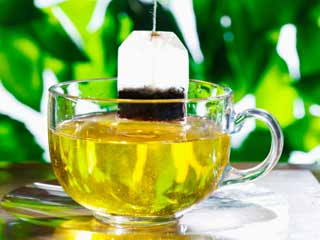 Green tea is good for your oral health
