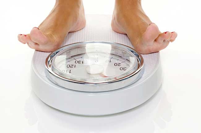 वजन बढ़ाने के लिए