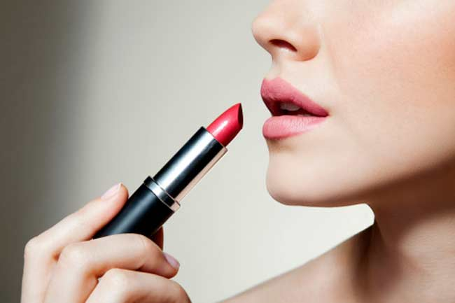 Try to keep your lipstick in its original shape