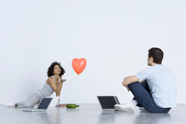 What women lie about in online dating
