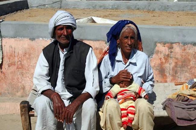 70 साल की महिला बनी मां