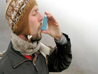 Coping with Asthma in winter