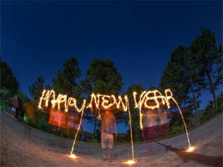5 Places in India to celebrate New Year's Eve
