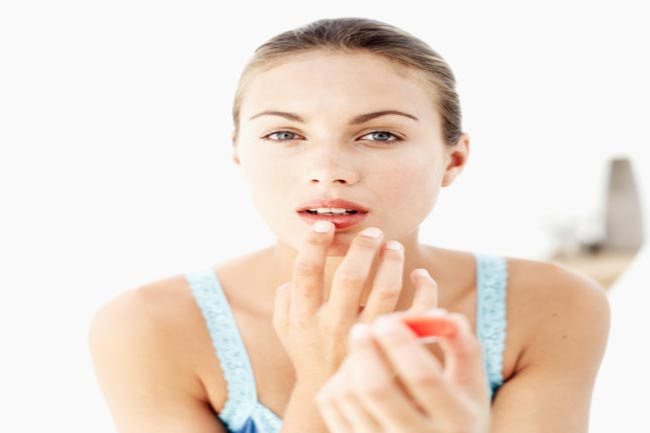 होंठों के रंग पर प्रभाव
