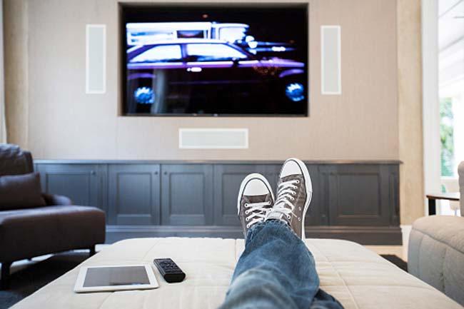 टेलीविज़न से होती है थकान
