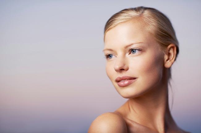 दमकती त्वचा और झुर्रियों का उपचार