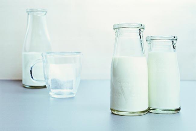 गर्म या ठंडे दूध का सेवन