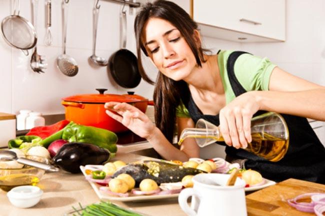 खाना बनाने के लिए बेहतर तेल