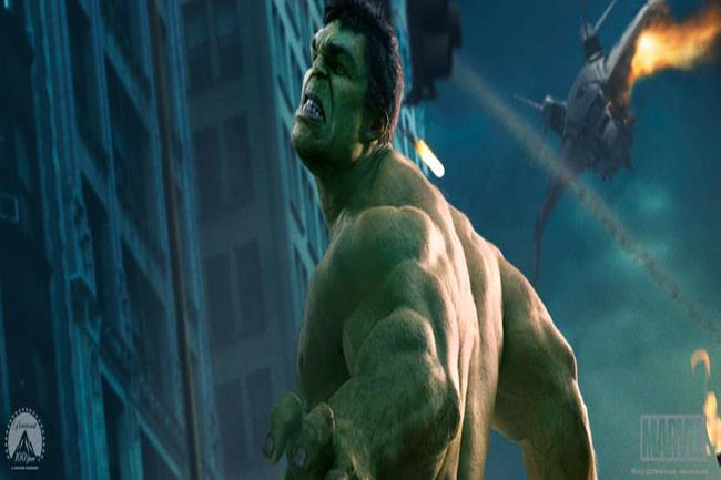 Power of Hulk