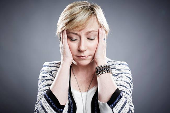 Excruciating headaches