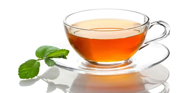 peppermint tea for weight loss in hindi