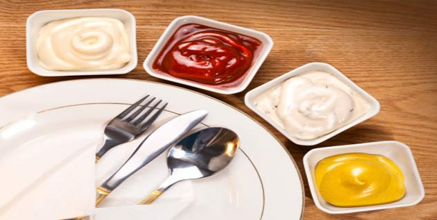 Popular condiments that can ruin your health and body shape