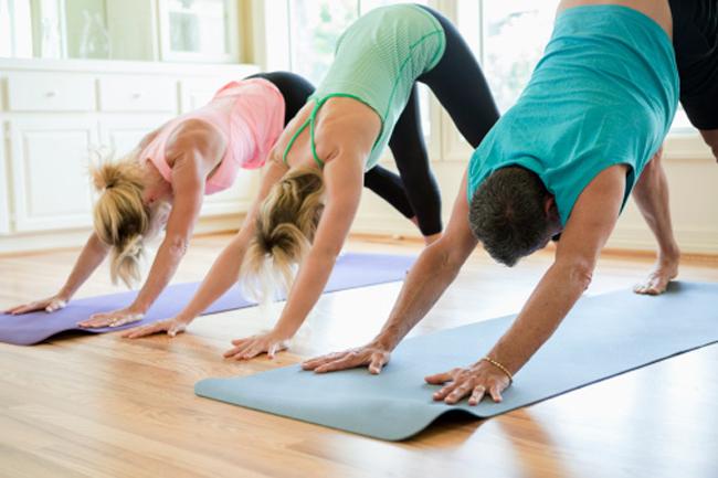 योगासन बढ़ाएंगे प्रजनन क्षमता