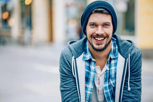 Smiling boosts immunity and youthfulness