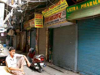 Chemists observe total bandh to protest sale of medicines online