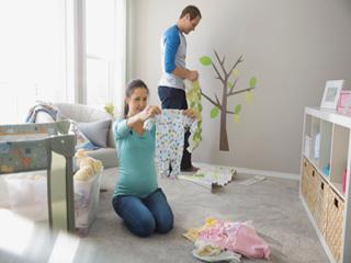 गर्भवती मां ही नहीं बल्कि पिता को भी होता है डिप्रेशन