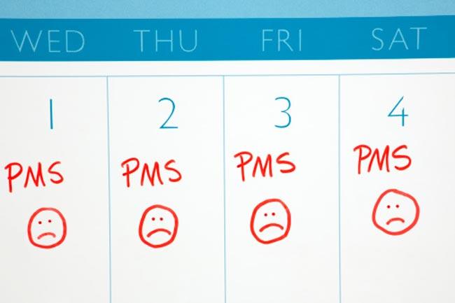 अनियमित माहवारी