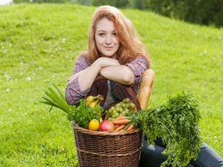 सेहत के लिए फायदेमंद है शाकाहार
