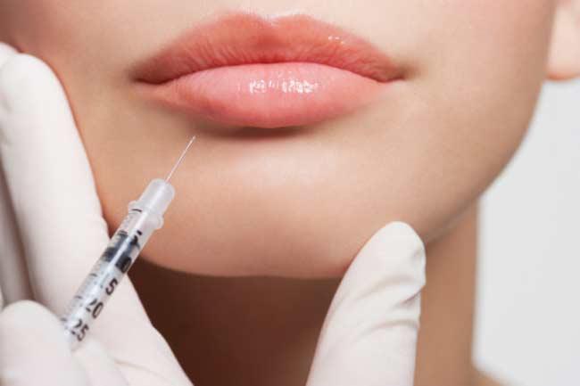 Botox and surgery
