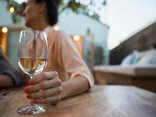 Month off alcohol could reduce risk of diseases in later life