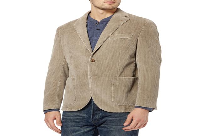 कॉट्रॉइज़ जैकेट टाइप