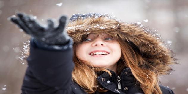 winter safety for children