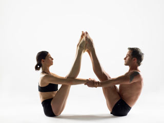 Tantric yoga for soulful connection of couples