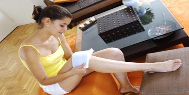 Heat therapy in hindi