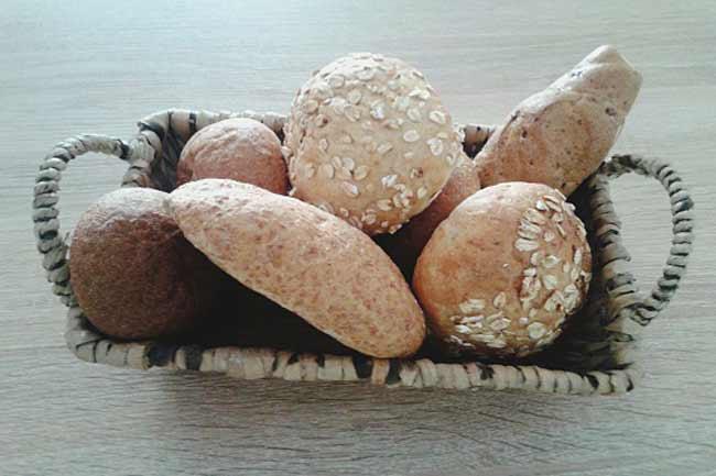 Whole grains bread over white bread