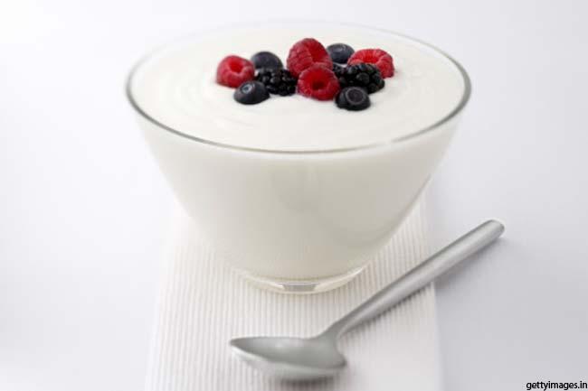 अच्छा एनर्जी फूड - ग्रीक दही (Greek yogurt)