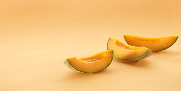 Muskmelon for weight gain