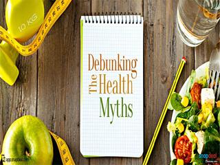 आपके स्वस्थ जीवन को मुश्किल बनाते हैं ये 4 मिथ