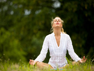 Breathing exercises for asthma patients