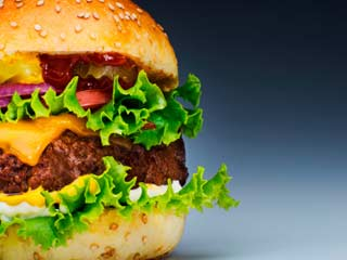 Effects of fast food on the body