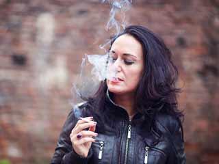Effects of smoking on women's fertility