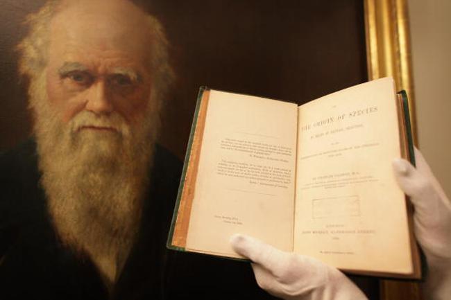 चार्ल्स डार्विन (Charles Darwin)