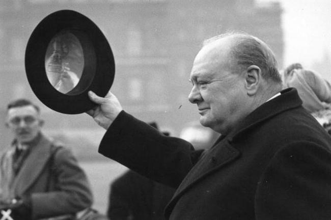 विंस्टन चर्चिल (Winston Churchill)