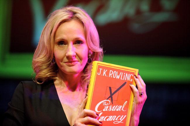 जे के रोलिंग (JK Rowling)